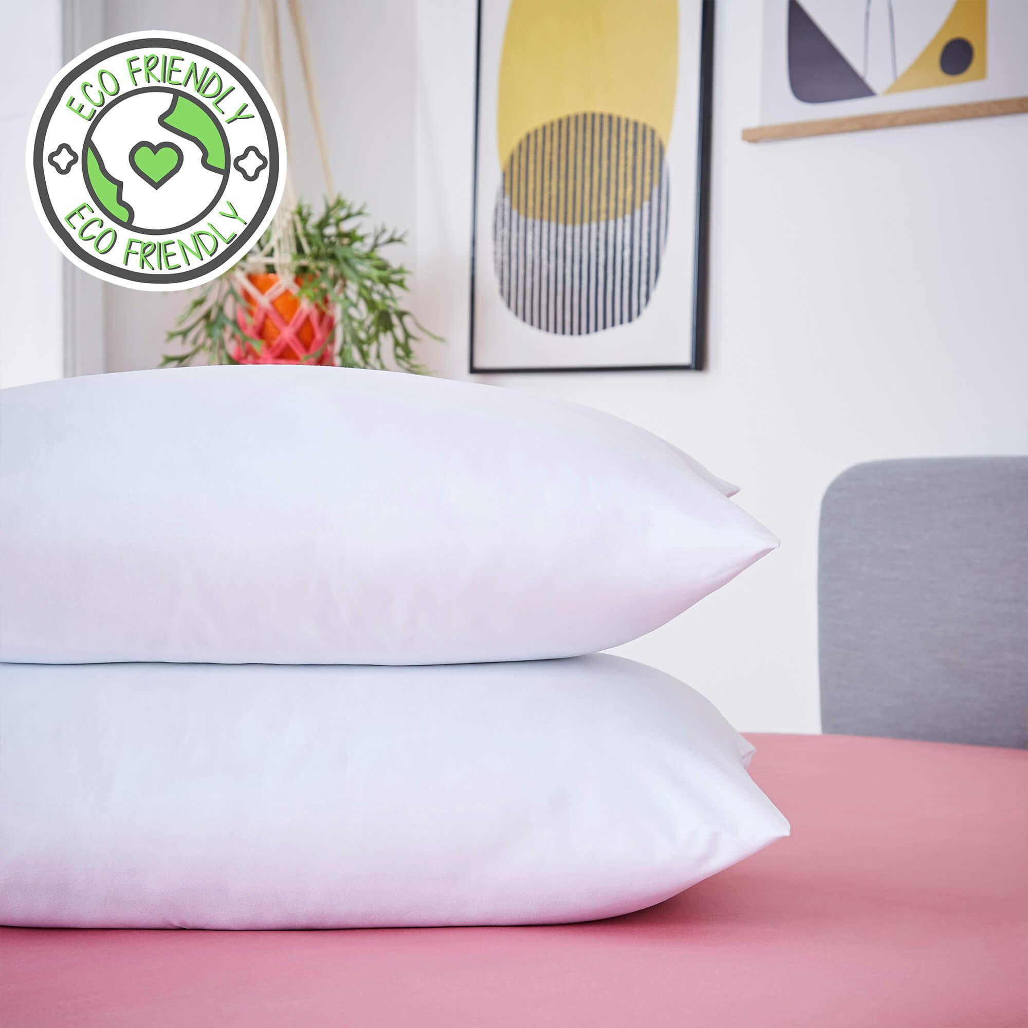 Snug Fantastically Firm Pillows