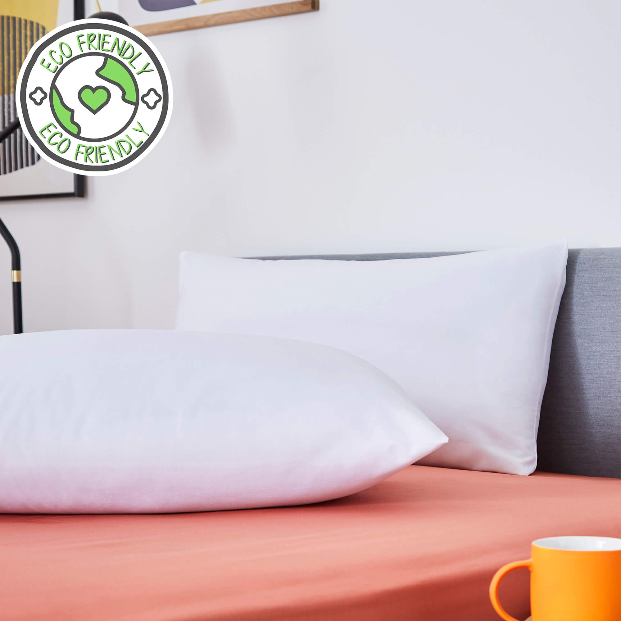Snug Snuggle Up Pillows – 2 pack