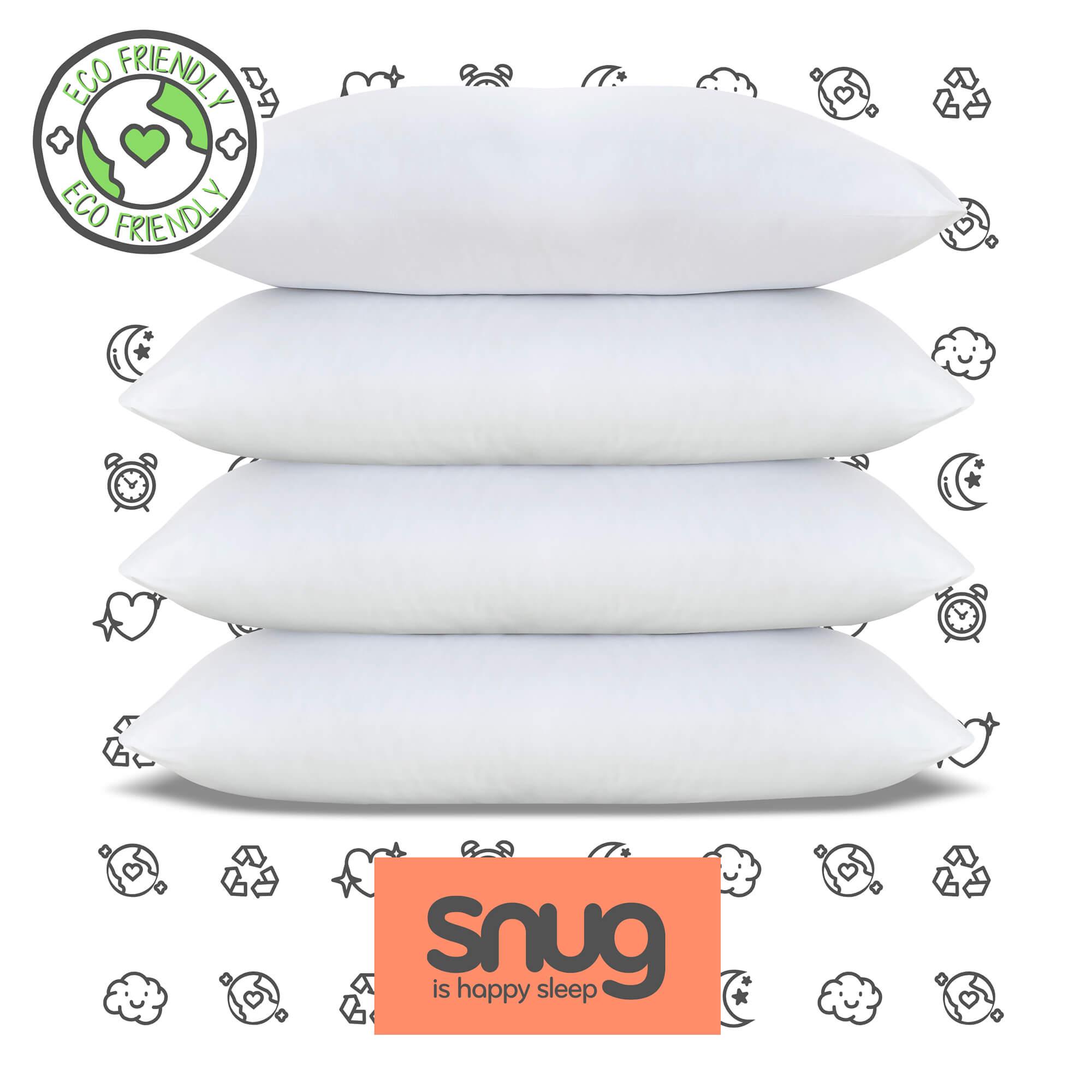 Snug Snuggle Up Pillows – 4 pack
